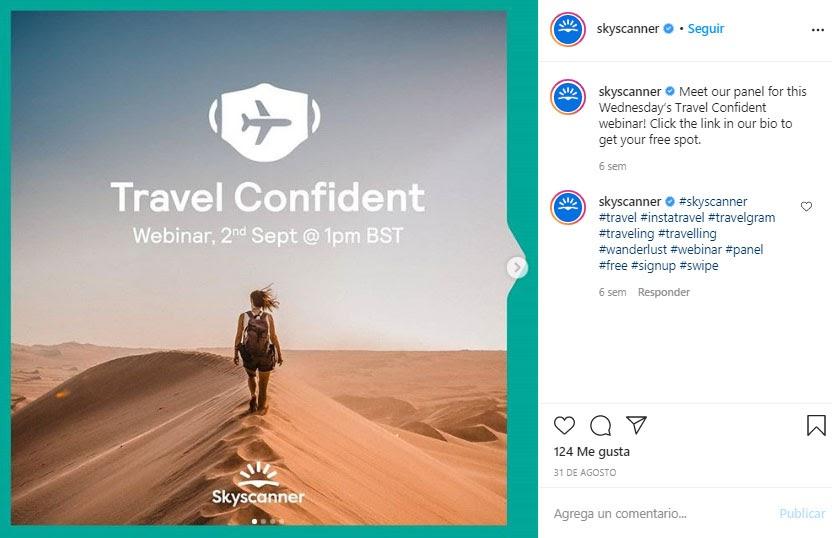 travel confident